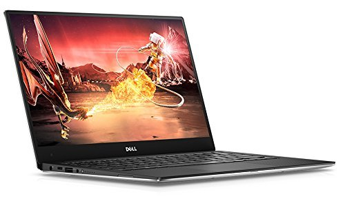 Dell Laptop Computer XPS 13 13.3 FHD IPS Infinity Edge Touchscreen(7th gen/Intel core i5/8GB RAM/256G SSD/USB 3.0/Backlit Keyboard/802.11ac WiFi) image