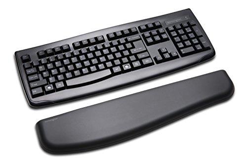 Kensington K52799WW ErgoSoft Handgelenkauflage für Standardtastaturen schwarz