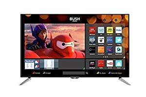 Bush LED32287 32 Inch HD Ready Smart TV with Freeview Play