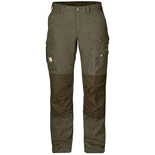 Fjällräven Barents Pro Donna Trousers W Pantaloni Lunghi nero
