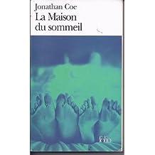 La maison du sommeil. roman traduit de l'anglais.