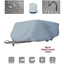 Grau Perfekt f/ür Wohnmobile Wohnwagen und als Zeltunterlage Verschiedene Gr/ö/ßen campersten/® Vorzeltteppich Camping