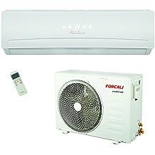 Aire Acondicionado 2200 Frig.FORCALI Frio/Calor Inverter Serie TITANIUM FSP-09DCN