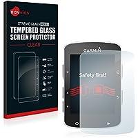 Savvies Vetro Temperato Compatibile con Garmin Edge 520/820 Pellicola Prottetiva - Durezza 9H