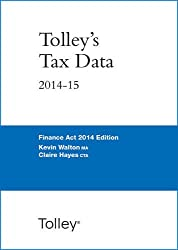 Tolley's Tax Data 2014-15