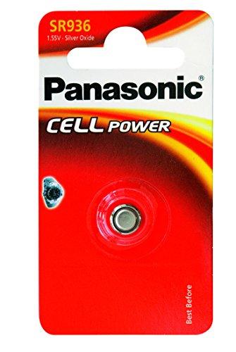 Panasonic SR-936EL/1B Pile Oxyde d'argent