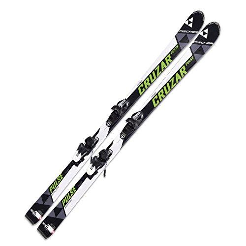Ski Fischer Cruzar Pulse SLR2 160cm Modell 2017 On Piste Rocker inkl. Bindung RS9 SLR