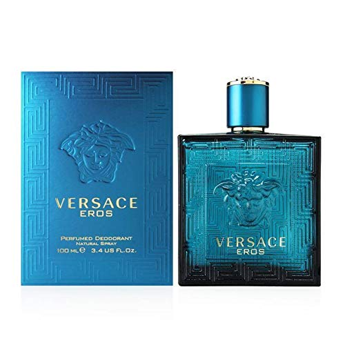 Versace eros perfumed deodorant 100 ml natural spray