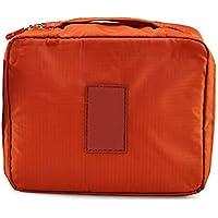 Yuan Ou Kit Primeros Auxilios Paquete De Primeros Auxilios Viaje Kit Supervivencia Emergencia Tratamiento Camping Al Aire Libre 22x8x17cm Naranja