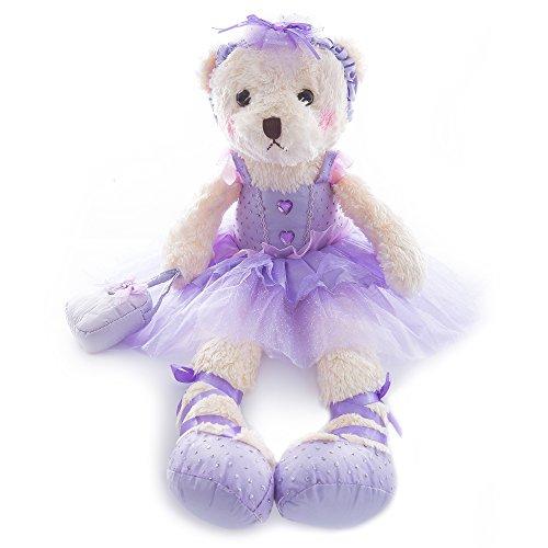 Wewill Marke Super adorable hohe Qualität gut entworfen Plüsch Ballerina Teddy Bär gefüllte Tier...