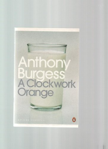 Book cover for A Clockwork Orange