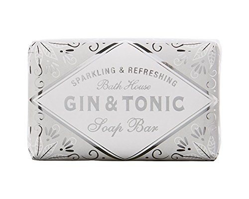 Gin & Tonic Bath House Soap Bar by Bath House