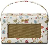 Roberts RD60 Special Edition Bramble Trail Revival DAB/DAB+/FM RDS Digital Radio with Upto 120 Hours Battery Life