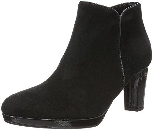 Gabor Shoes 56.670 Damen Kurzschaft Stiefel, Schwarz (Schwarz (Ldf.) 47), 39 EU (6 Damen UK)