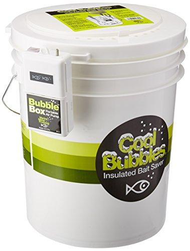 3107101 Marine Metal Cool Bubbles Isolierte Köderspender -