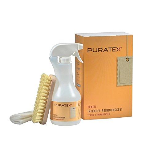 Puratex Textil Intensiv-Reinigungs-Set, 500 ml - Polster Stoff Sofa