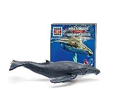 tonies Hörfigur WAS IST WAS für die Toniebox: Wale & Delfine / Geheimnisse Tiefsee