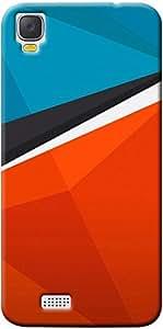 Fashionury Printed Back Case Cover For Intex Aqua Speed -Print30272
