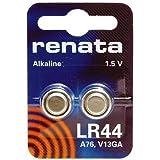 Lot 4x Renata Batterie LR441,5V fabriqué en Suisse Stylet pour Barclays Banque pinsentry Lecteur de carte