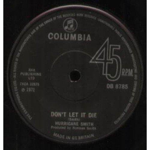 Don't Let It Die 7 Inch (7