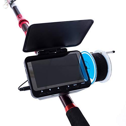 YMXLJJ 4,3 Zoll HD Videokamera Unterwasserfishfinder OSD-Justierbares Fischen-Gerät-Anker-Fisch-Wasserdichte Nachtsicht-Kamera