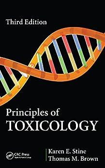 Principles Of Toxicology por Karen E. Stine epub