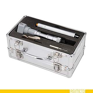 3-Punkt Innenmessschraube Dreipunkt-Innenmikrometer analog, 75-88mm, 0,005mm