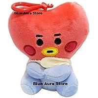 Blue Aura Tata Tata Bts Bangtan Boys Stuffed Toy (Medium, Multicolor)