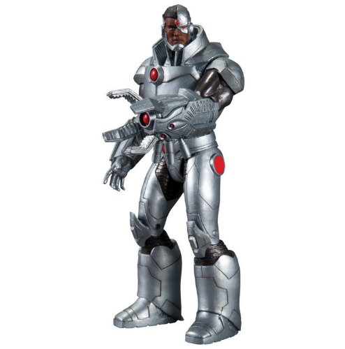 Justice League The New 52 - Cyborg 17 cm Fig. [Import allemand]