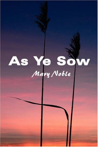 As Ye Sow Cover Image
