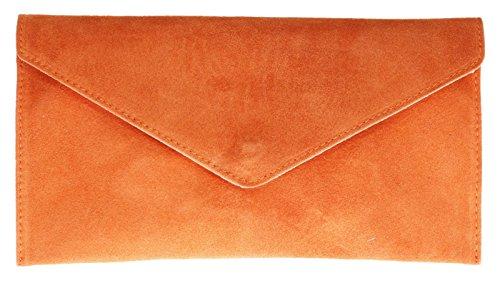 Elegant Fashions, Poschette giorno donna Orange