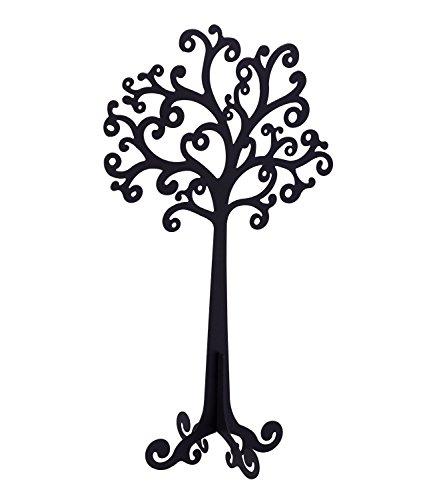 SIX Accessoire, Schmuckbaum für Schmuckaufbewahrung in schwarz (244-235)