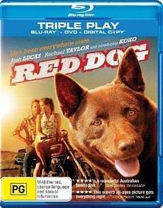 Red Dog [Australien Import] [Blu-ray]