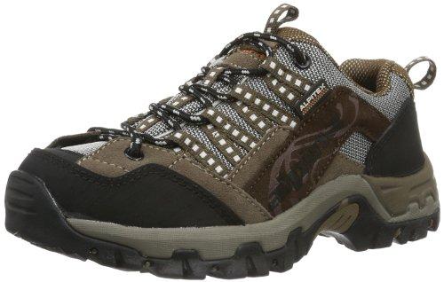 Alpina  6802, Chaussures de randonnée mixte adulte Marron - Braun (braun)