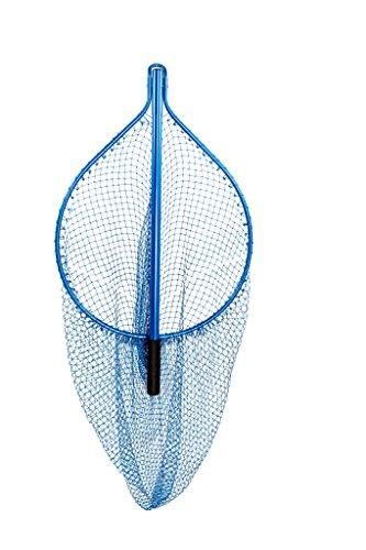 Snowbee Meer Angeln faltbar Boot Net-Electric Blue, One Size (Faltbare Angeln Boot)