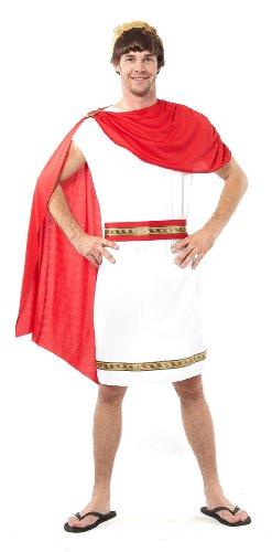 Costume da romano per uomo Taille S