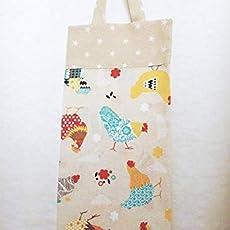Delantal y bolsa de pan a conjunto: Amazon.es: Handmade