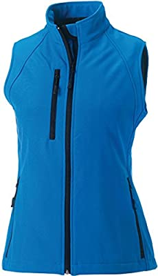 Russell Collection Softshell-Weste R-141F-0