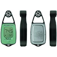 JDC Electronics Skywatch Xplorer 2 Wind and Temperature Meter - Green