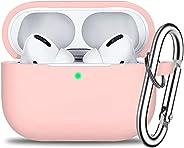 AirPods Pro Case Cover Silicone Protective Case Skin for Apple Airpod Pro Multi Color