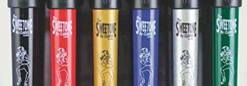 FLAUTA DULCE IRLANDESA - Clarke (Sweetone) Boquilla de plastico en Re Color Variado (Una Unidad)