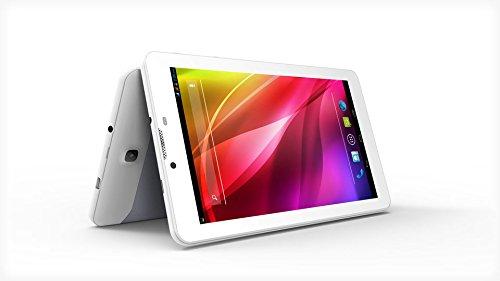 LAVA Ivory Plus Tablet (16GB, 7 Inches, WI-FI) White, 1GB RAM Price in India