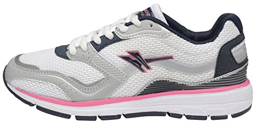 Gola - Active - Womens, Sneaker donna (White Navy Pink)