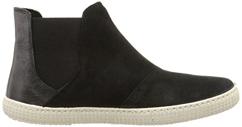 Victoria 116734, Chaussures hautes Chelsea mixte adulte Noir (Negro)