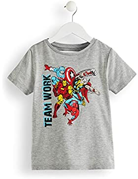RED WAGON Camiseta Marvel Avengers Niños