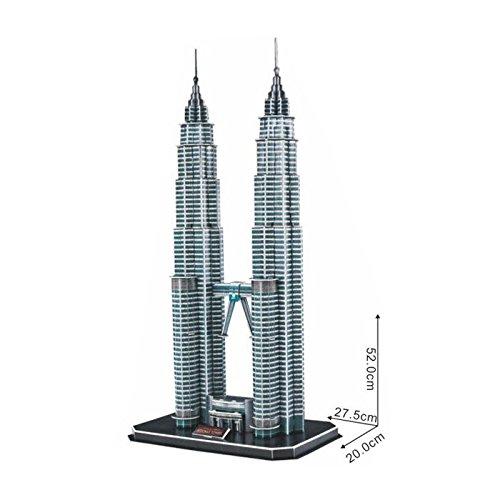 nixim-3d-puzzle-petronas-torre-gemela-515-cm-de-alto-modelo-de-arquitectura