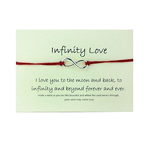 best-friend-sisters-birthday-mum-wish-bracelet-tibetan-charm-personalised-giftinfinity-loveblack