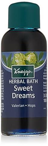 Kneipp Herbal Bath - Valerian & Hops 100ml Stress Reducing