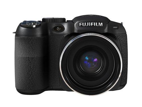 Fujifilm FinePix S2980 Digitalkamera (14 Megapixel, 18-fach opt. Zoom, 7,6 cm (3 Zoll) Display, bildstabilisiert) schwarz