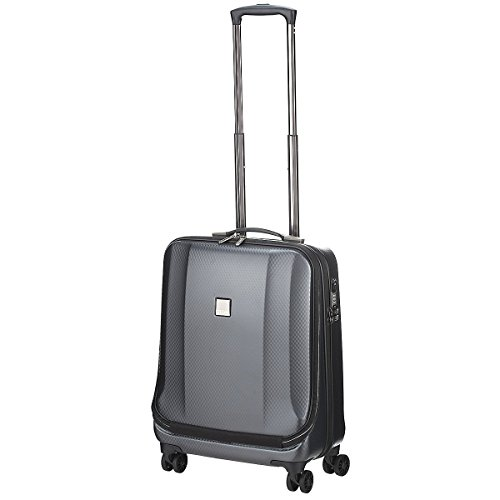 TITAN Business wheeler Xenon Deluxe in graphite Valise, 55 cm, 40 liters, Gris (Graphite)